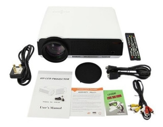 Proyector Led 2500 Lumenes Con Android Tv Wifi Bluetooth