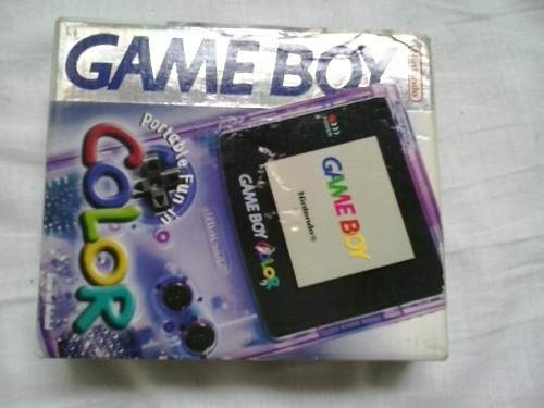 Game Boy Nintendo Video Game Boy Portatil Game Boy Color