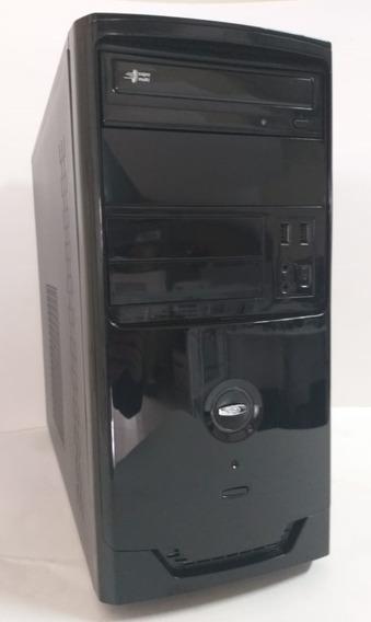 Cpu Core 2 Duo 4gb Memória Hd 500gb Torre