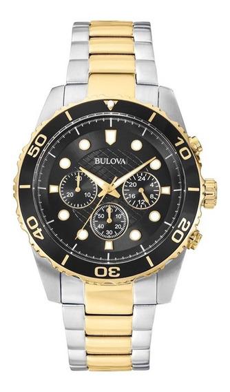 Relógio Bulova Classic Masculino Wb31989p / 98a171