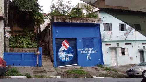 Imagem 1 de 3 de Terreno À Venda, 300 M² Por R$ 420.000,00 - Vila Dalila - São Paulo/sp - Te0418