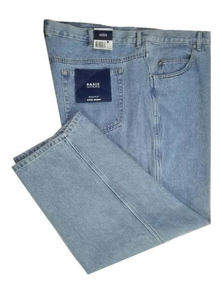 Pantalón Jeans 50 X 29 Basic Editions