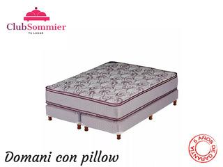 Sommier Piero Domani Pillow Top Resortes 200x160