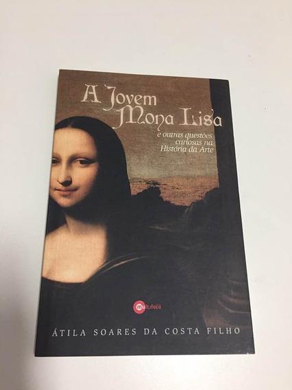Livro A Jovem Mona Lisa