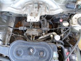Subaru Loyale 1990 En Desarme