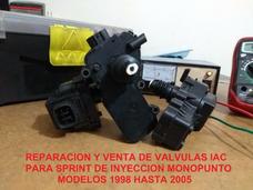 Chevrolet Sprint Reparacion Y Venta Motorinos O Válvulas Iac