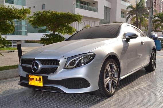 Mercedes Benz E200 - Modelo 2018