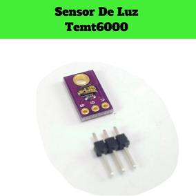 Sensor De Luz Temt6000 Arduino