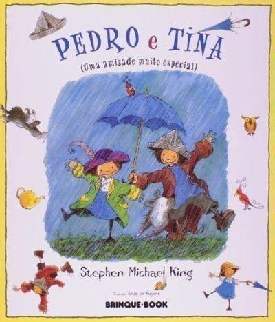 Livro Pedro E Tina Stephen Michael King
