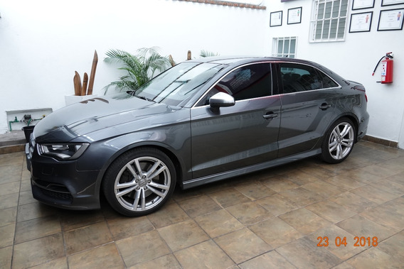 Audi S3 2015 Sedan Huele A Nuevo...