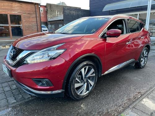 Nissan Murano 4x4 3.5 Automático Año 2017