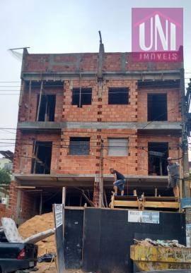 Imagem 1 de 1 de Apartamento Residencial À Venda, Parque Oratório, Santo André. - Ap1406