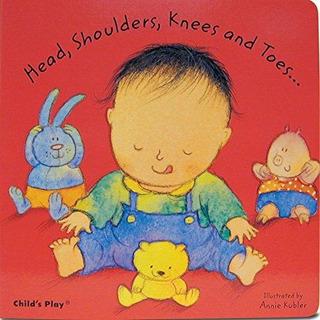 Head, Shoulders, Knees And Toes... Annie Kubler