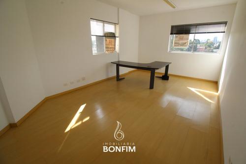 Imagem 1 de 21 de Sala Comercial À Venda Com 54.8m² Por R$ 420.000,00 No Bairro Hugo Lange - Curitiba / Pr - Sl0030