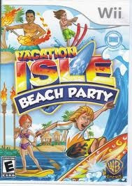 Vacation Isle: Beach Party Nintendo Wii