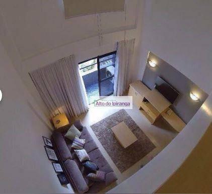 Apartamento Duplex À Venda Moema - São Paulo/sp - Ad0011