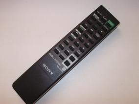 Controle Remoto Som Audio System Sony Rm-sw55 Original