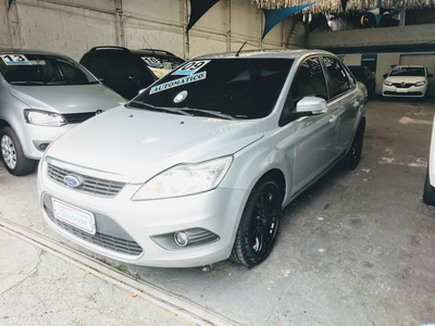 Ford Focus Sedan 2.0 Ghia Aut. 4p 2009 C/ Teto Solar