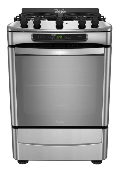 Cocina A Gas Whirlpool Con Grill 60 Cm Wf560xt
