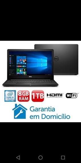 Notebook Dell Com 3 Anos De Garantia