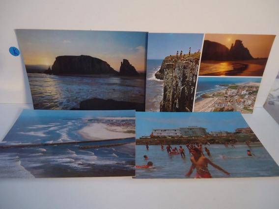 Lote - Torres (rio Grande Do Sul) 4 Cartões Postais