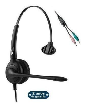 Headset P2 Multimídia Fp 350-premium