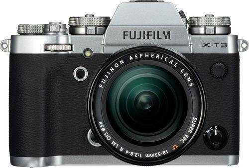 Cámara Mirrorless Fujifilm Serie X X-t3 Con Xf18-55mm