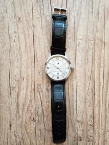 Relógio Tommy Hilfiger Couro Preto Original