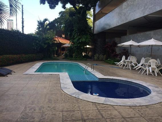 Apartamento Em Casa Forte, Recife/pe De 106m² 3 Quartos À Venda Por R$ 600.000,00 - Ap287940