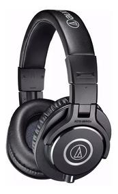Fone De Ouvido Profissional Audio Technica Ath M40x
