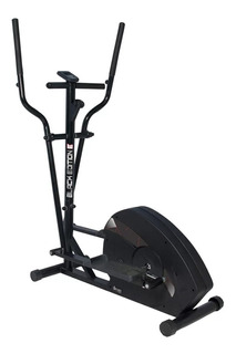 Elíptico Dream Fitness Preto P/exercícios Em Casa/academia