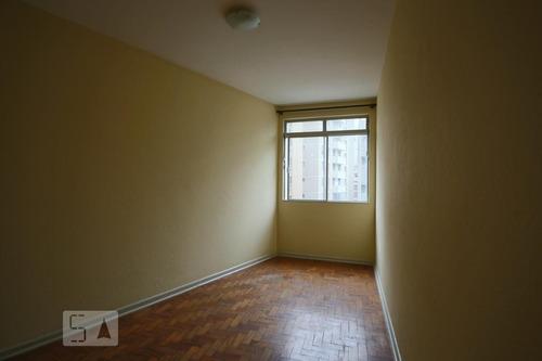 Apartamento À Venda - Santa Cecília, 1 Quarto,  34 - S892946177