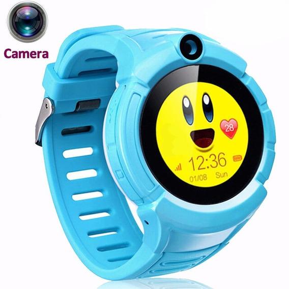 Reloj Gbd 1.22 Touch Kids Gps Tracker Smart Watch