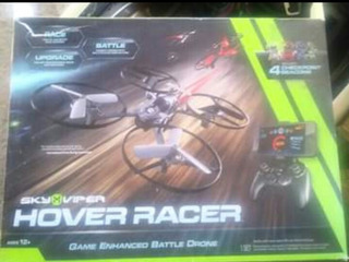 Dron Skyviper Hover Racer Rematamos Perfecto Estado