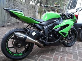 Kawasaki Ninja Zx6r (no Cbr Gsx Gsxr R6)