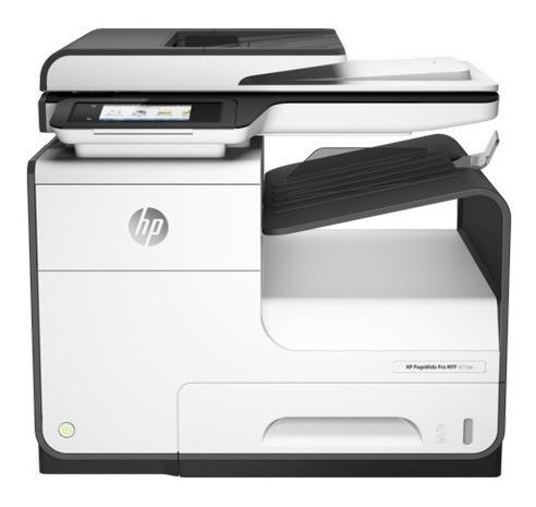 Impressora Hp Pagewide 477 Desbloqueada Para Sem Chip
