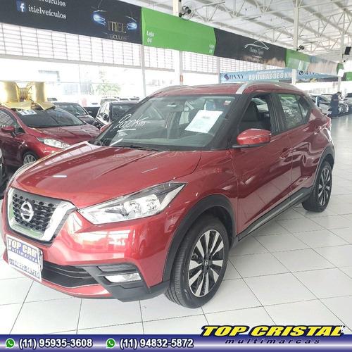 Nissan Kicks Sv 1.6 16v Flexstar 5p Aut. Flex 2020
