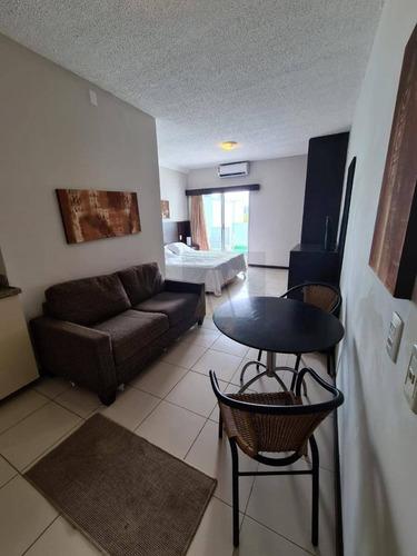 Imagem 1 de 10 de Flat Com 1 Dormitório Para Alugar, 28 M² Por R$ 1.000,00/mês - Praia Do Pecado - Macaé/rj - Fl0001
