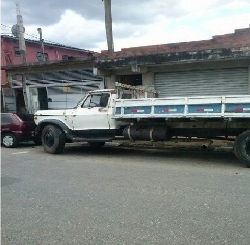 Caminhao Chevrolet C 60 Vende E Troca
