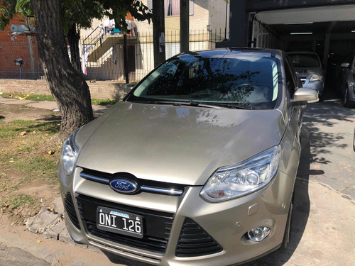 Ford Focus Iii 2.0 Sedan Titanium At6 2015