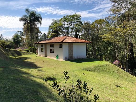 Linda Chácara Em Condomínio Fechado-cód.c354