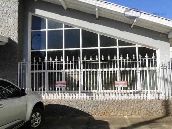 Casa Residencial Para Locação, Centro, Araçatuba. - Ca0583