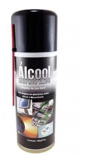 Alcool Isopropilico Implastec Aerosol 227ml