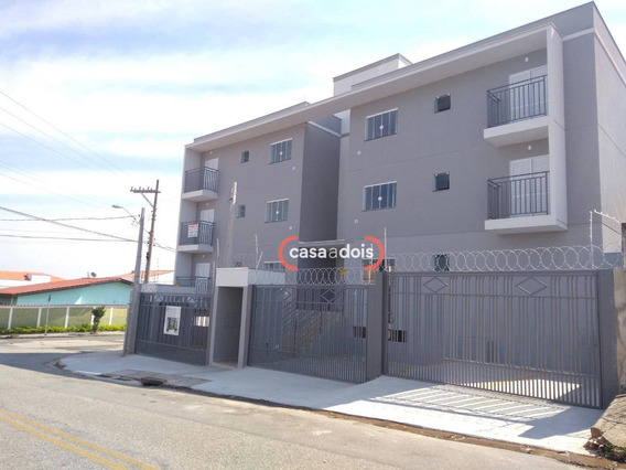 Apartamento Com 1 Dormitório À Venda, 35 M² Por R$ 35,20 - Jardim Gonçalves - Sorocaba/sp - Ap0544