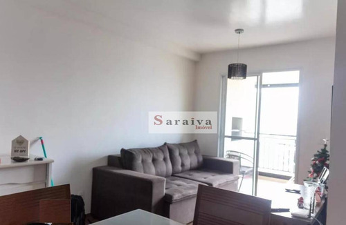 Apartamento À Venda, 70 M² Por R$ 471.000,00 - Rudge Ramos - São Bernardo Do Campo/sp - Ap3914