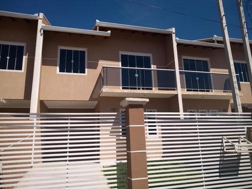 Sobrado Para Venda Em Fazenda Rio Grande, Gralha Azul, 3 Dormitórios, 2 Banheiros, 2 Vagas - Faz0332_1-879955