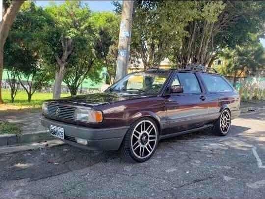 Volkswagen Parati 1.8 Gls Turbo