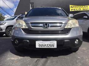Honda Cr-v 2.0 16v 4x4 Exl Autom ! Completa !
