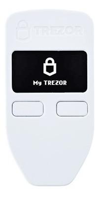 Trezor One Wallet Usb Carteira Bitcoin Ethereum Lacrada