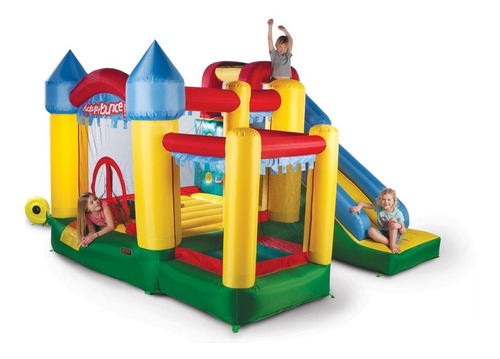 Juego Inflable Happybounce Modelo Bouncer
